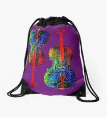 Cello Farbe Rucksackbeutel