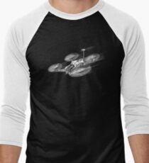 Racing Drone Men's Baseball ¾ T-Shirt