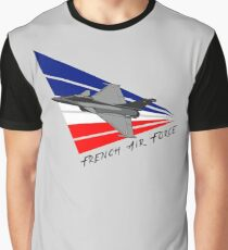 French Air Force Graphic T-Shirt