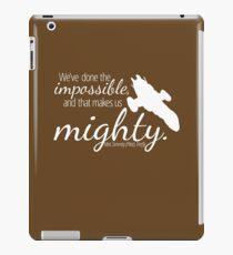 Firefly Shirt iPad Case/Skin