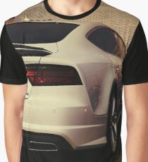 audi a7, a7 tdi Graphic T-Shirt