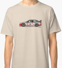 Bavarian 3 Series E36 M GTS-2 PTG Race Car Classic T-Shirt