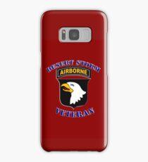 101st Airborne Desert Storm Veteran - iPad Case Samsung Galaxy Case/Skin