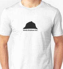 Sherlock Holmes Death Frisbee Unisex T-Shirt