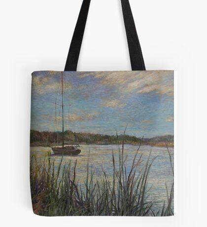 St. Helena Island Tote Bag