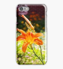 WHO LOVES LILIES? iPhone Case/Skin