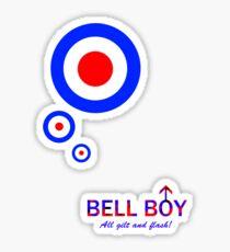 Bell Boy - The Who T-Shirt Sticker