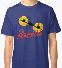 """SR-71 """"Rocket Ride"""" Classic T-Shirt"""