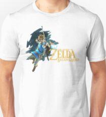 Link - The Legend Of Zelda: Breath of the Wild Unisex T-Shirt