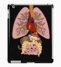 Organ Monkey iPad Case/Skin