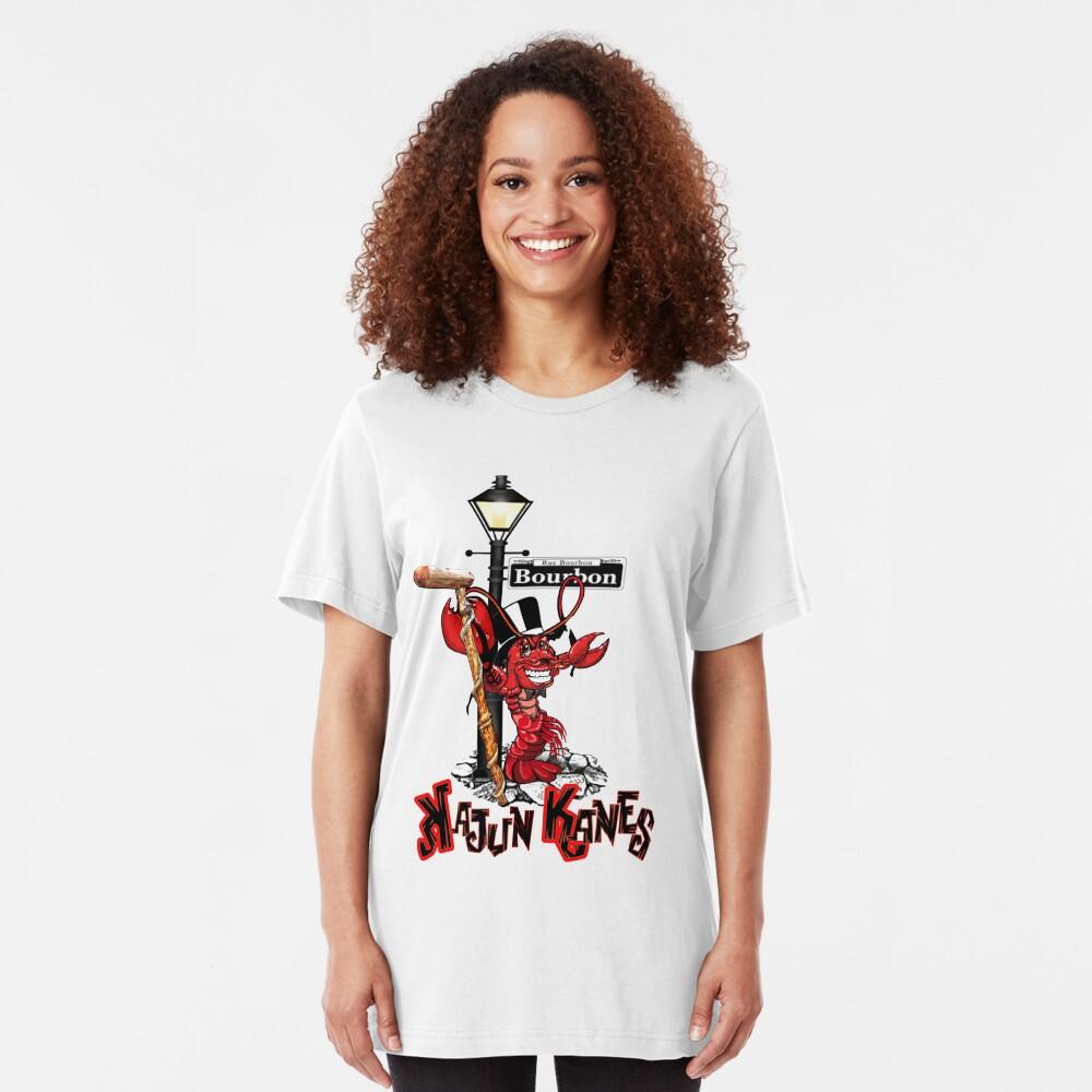 Kajun Kanes Slim Fit T-Shirt