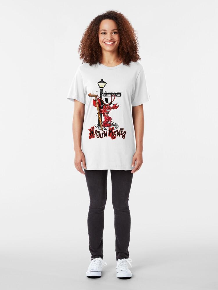 Alternate view of Kajun Kanes Slim Fit T-Shirt