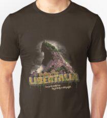 Greetings from Libertalia Slim Fit T-Shirt