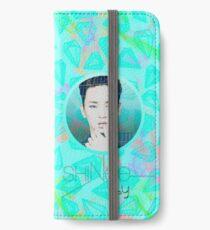 KEY - SHINEE iPhone Wallet/Case/Skin