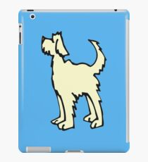 Shaggy Dog Cartoon iPad Case/Skin