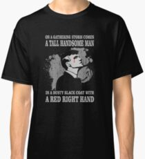A Tall Handsome Man.. Classic T-Shirt