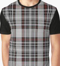 02606 Dunbar Plaid Artefact Tartan  Graphic T-Shirt