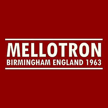 Mellotron Birmingham England 1963 by plidner