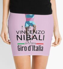 Vincenzo 2016 Clear Mini Skirt