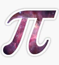 Nebula Pi Sticker