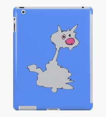 Shaggy Cat iPad Case/Skin
