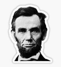 Lincoln Tee Sticker