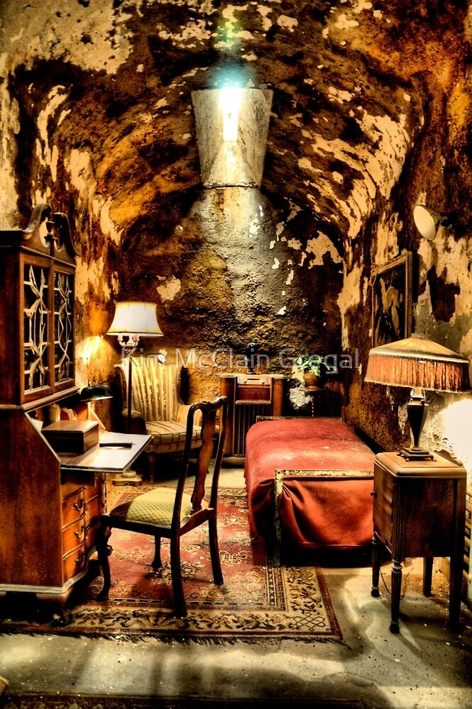 Al Capone's Cell by Kim McClain Gregal