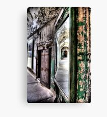 Right Mirror Canvas Print