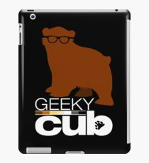 Geeky Cub iPad Case/Skin