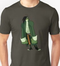 The Green Shadow Slim Fit T-Shirt