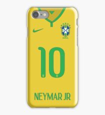 World Cup 2014 - Brazil Shirt Style iPhone Case/Skin
