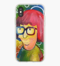 Tina Belcher OK Face iPhone Case