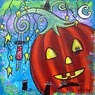 Halloween Dream by Juli Cady Ryan
