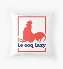 Lazy coq Dekokissen