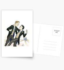 Wedding Mormor Postcards