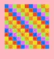 #DeepDream color factures Kids Pullover Hoodie