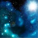 The Waves Of Tomorrow Nebula by zallus