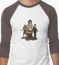 Fezzick,Inigo and Wesley Men's Baseball ¾ T-Shirt