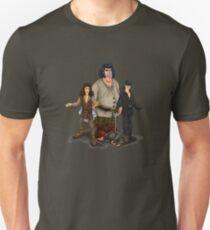 Fezzick,Inigo and Wesley Unisex T-Shirt