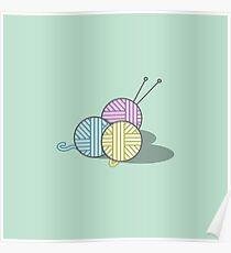 Yarn Poster
