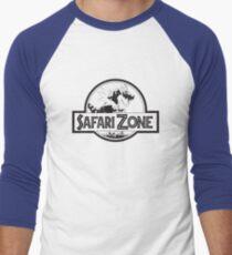 Tyrantrum Safari Zone Men's Baseball ¾ T-Shirt