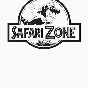 Tyrantrum Safari Zone by StewNor