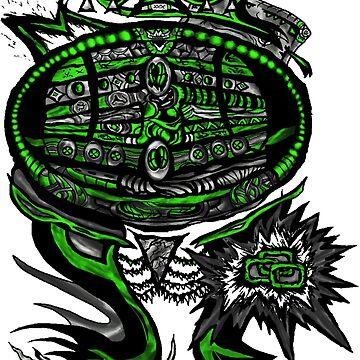 Mind Control Bicvffa  by Patxshirt