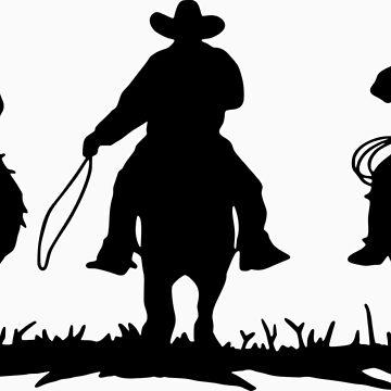 Cowboys by Juanita