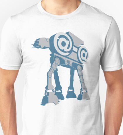 Where It's @ ... @ T-Shirt