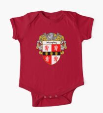 Murphy Coat of Arms/Family Crest One Piece - Short Sleeve