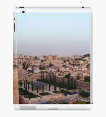 Jerusalem-Ansicht iPad-Hülle & Klebefolie
