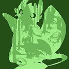 Shadow Dragon by tonksiford