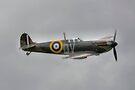 Mk1 Supermarine Spitfire by Nigel Bangert