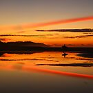 super silhouette I by geophotographic